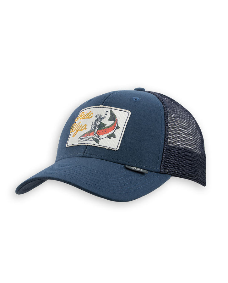 Ride Wyoming Fish Trucker
