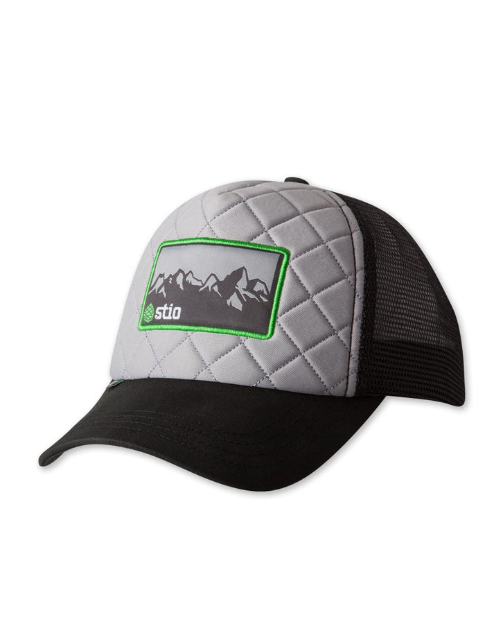 Quilted Teton Foam Trucker