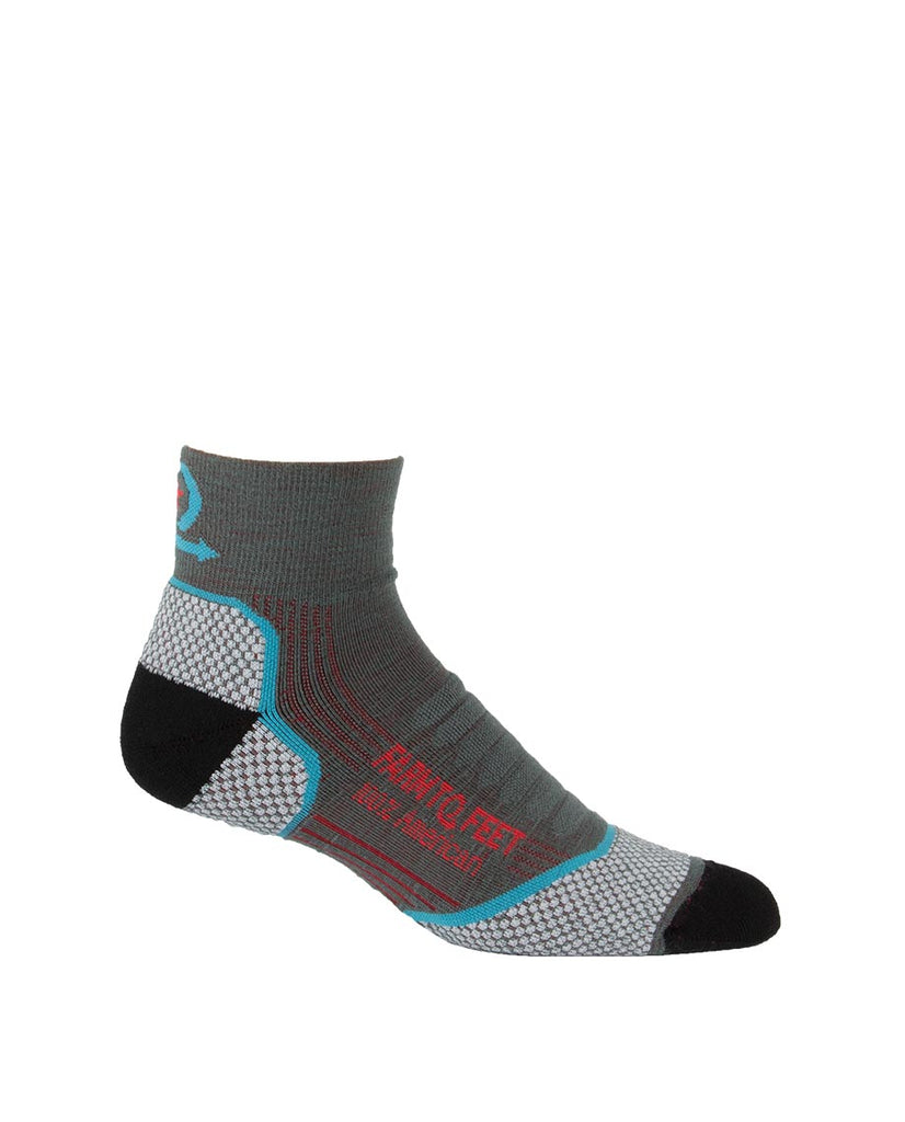 Men's Farm to Feet Damascus 1/4 Crew Sock