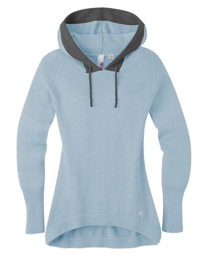 Women's Idyll Merino Hooded Sweater