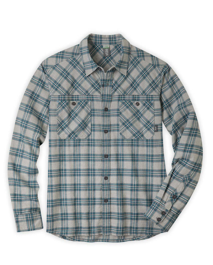 tarn blue plaid