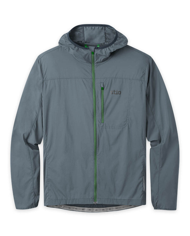 Men's Second Light Hooded Jacket