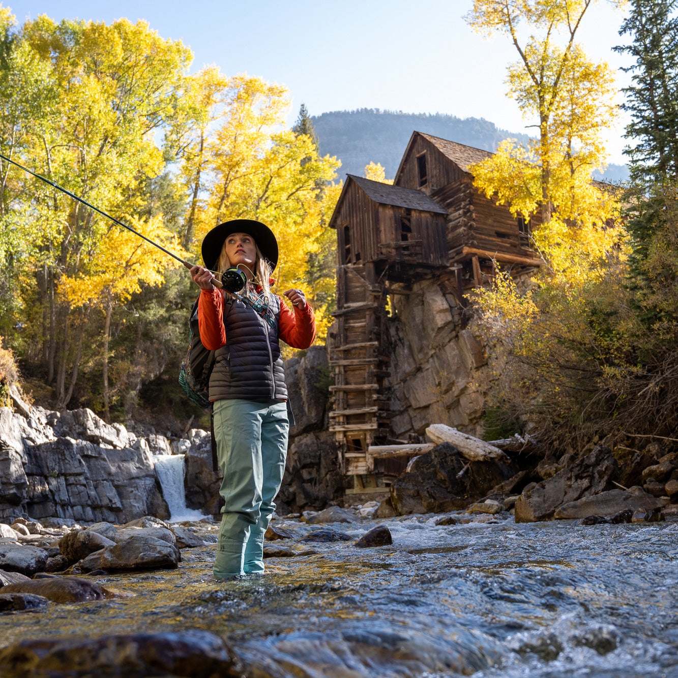Home in the Roaring Fork