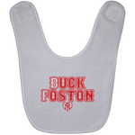 ArtichokeUSA Custom Design #11. BUCK FOSTON. Need a Yankees Fan Say More? Fan Art. Baby Bib