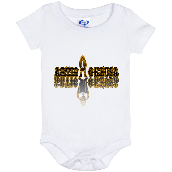 ArtichokeUSA Character and Font design #12. Friends, Clients, and People of Earth. Let's Create Your Own Design Today. Baby Onesie 6 Month