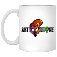 Custom design #1. 11 oz. White Mug