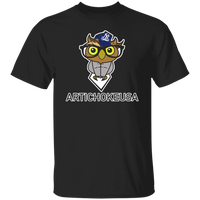 ArtichokeUSA Character and Font design #3. Yankees Owl. NY Yankees Fan Art. Let's Create Your Own Design Today. 100% Cotton T-Shirt