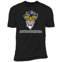 ArtichokeUSA Character and Font design #3. Yankees Owl. NY Yankees Fan Art. Let's Create Your Own Design Today. Ultra Soft 100% Combed Cotton T-Shirt