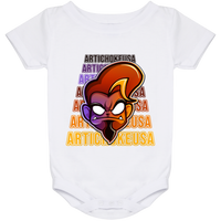 ArtichokeUSA Character and Font Design #1. Let's Create Your Own Design Today. Baby Onesie 24 Month