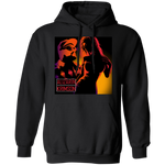 Girl silhouette Basic Pullover Hoodie 8 oz.