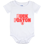 ArtichokeUSA Custom Design #11. BUCK FOSTON. Need a Yankees Fan Say More? Fan Art. Baby Onesie 12 Month