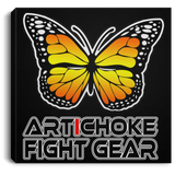Artichoke Fight Gear Custom Design #7. Lepidopterology: The study of butterflies and moths. Butterfly Guard. It's a Jiu Jitsu Thing. Brazilian Edition. Square Canvas .75in Frame
