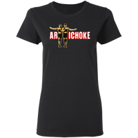 ArtichokeUSA Character and Font  Design #30. Mothra Fan Art. Basic Ladies' 100% Cotton T-Shirt