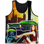 BUICK AK All Over Print Tank Top