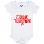 ArtichokeUSA Custom Design #11. BUCK FOSTON. Need a Yankees Fan Say More? Fan Art. Baby Onesie 6 Month