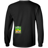 ArtichokeUSA Custom Design #9. Hooked (On Gaming) Since 1983. Activision Parody. 100% Cotton Long Sleeve T-Shirt