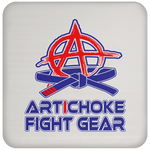 Artichoke Fight Gear Custom Design #4. Eat. Sleep. BJJ/Create Your Own Custom Design Repeat. BJJ Coaster