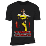 ArtichokeUSA Custom Design #58. One Punch Fedor Emelianenko. One Punch Man Parody. Ultra Soft Cotton T-Shirt