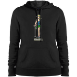OPG Custom Design #18. Unicorn. Golf. Ladies' Pullover Hoodie