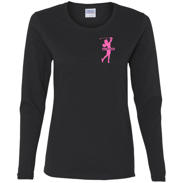 OPG Custom Design #16. Get My Nine. Ladies' Cotton T-Shirt