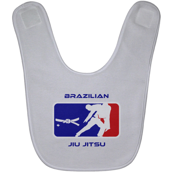 Artichoke Fight Gear Custom Design #2. BJJ MLB Parody v1. Baby Bib
