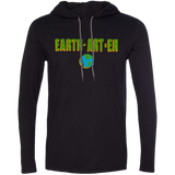 ArtichokeUSA Custom Design #17. EARTH-ART=EH. T-Shirt Hoodie