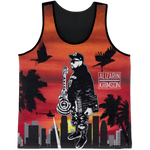 City of LA AK All Over Print Tank Top