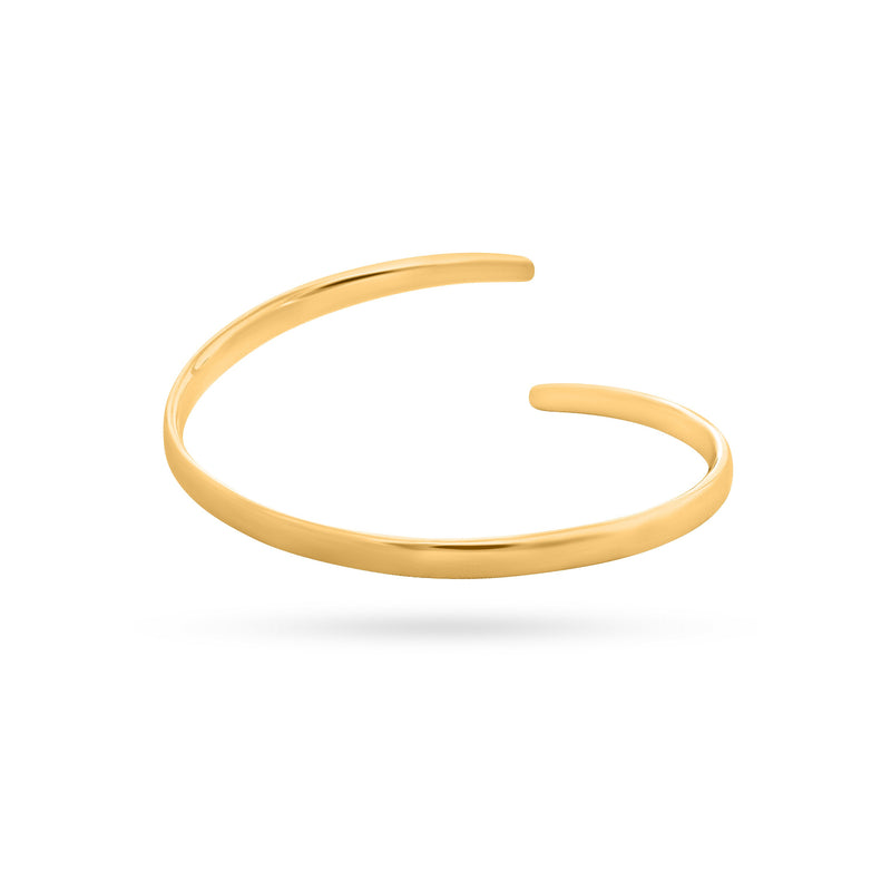 CLASP BRACELET gold plated-Bracelet-VIKA Jewels