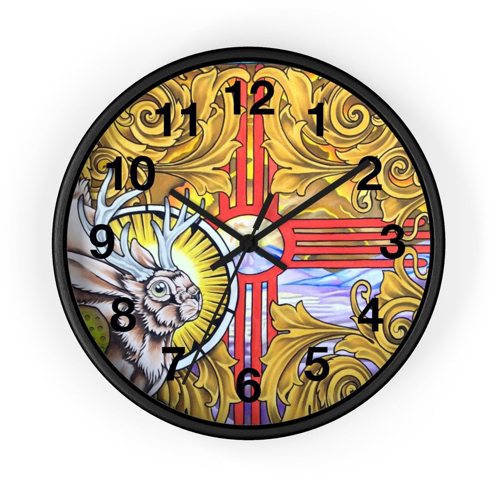 NM Jack-Wall clock