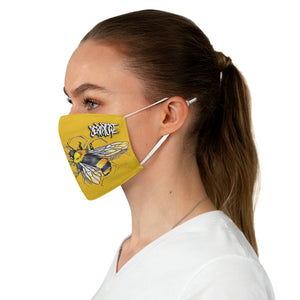 (NEW)Bee-liever Face Mask