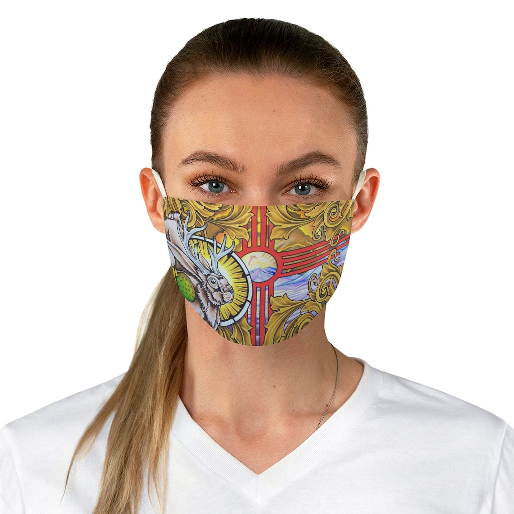 NM Zia Face Mask