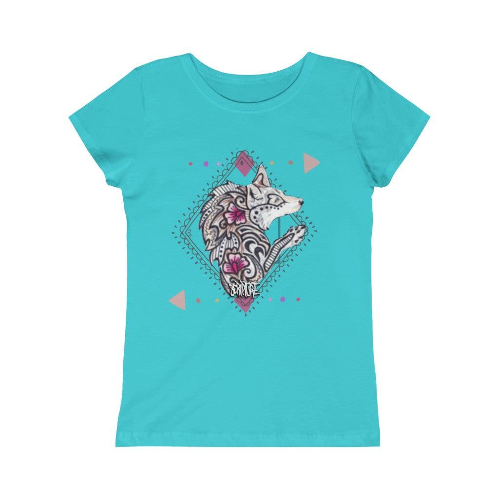 Girls Super Soft Tee