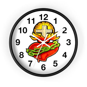 Sacred Heart-Wall clock