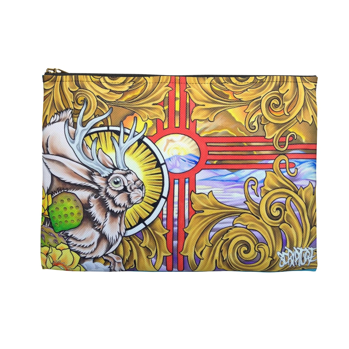 Zia Rabbit-Accessory Pouch