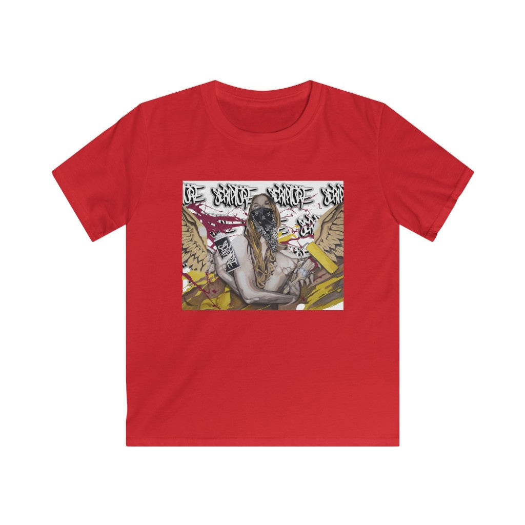Youth Softstyle Tee