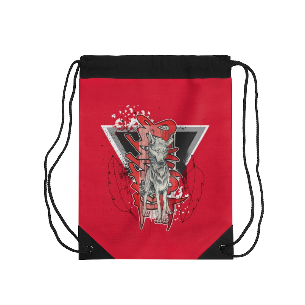 'Yote II' Drawstring Bag
