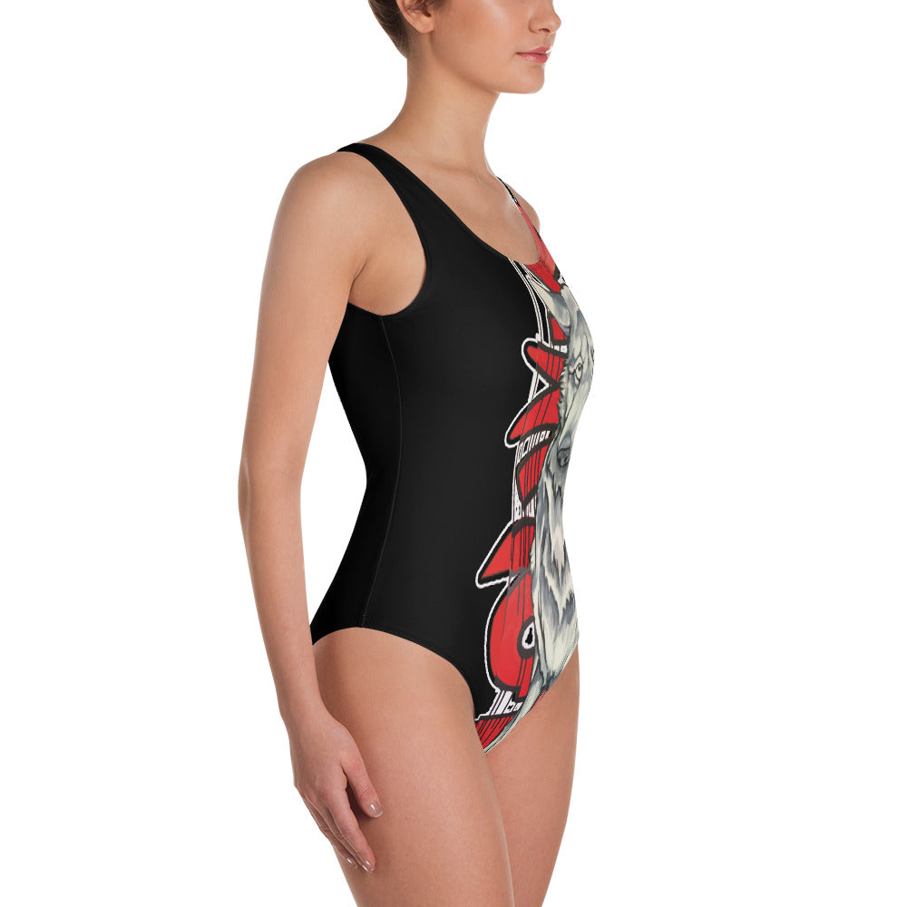 Yote One-Piece Swimsuit