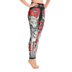 Yote yoga pants - Black