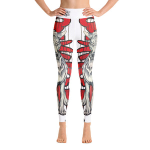 Yote yoga pants - White