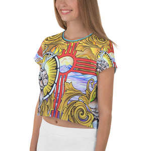 NM Jack Full print Women's tee