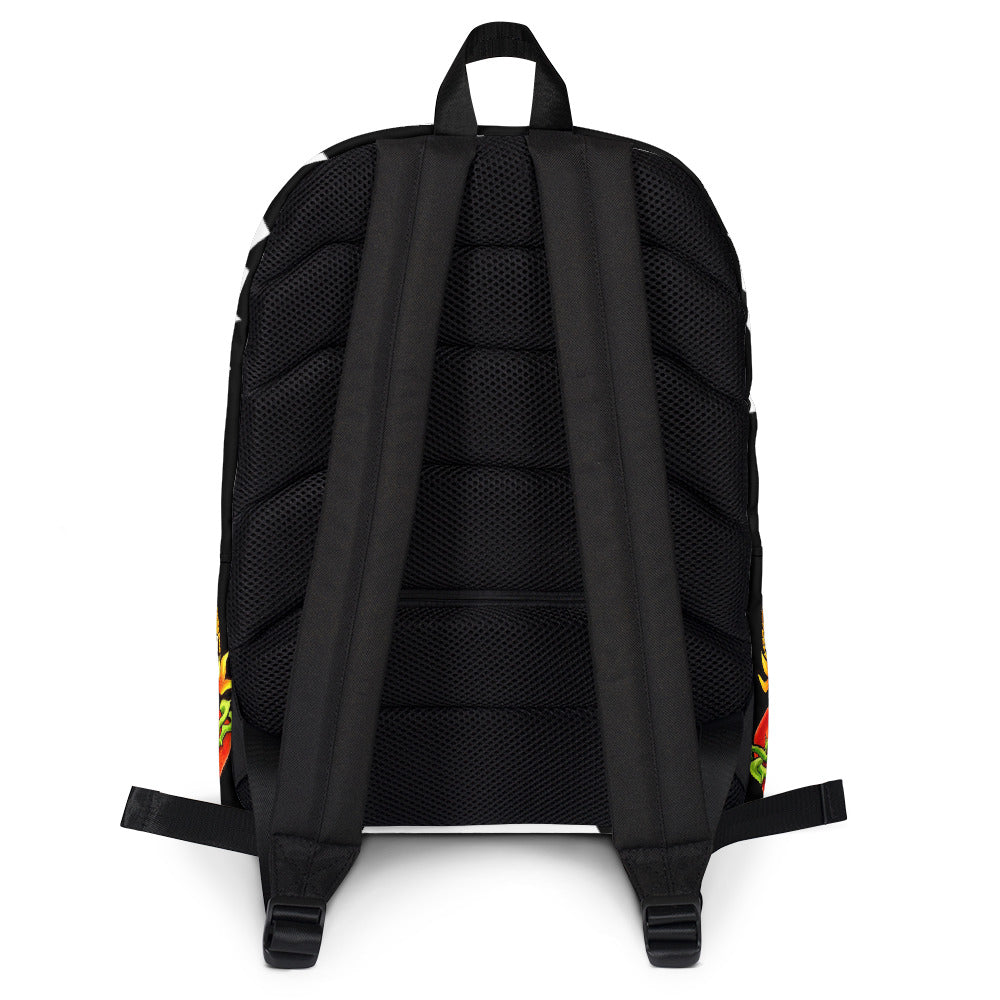 Mary Backpack-Black