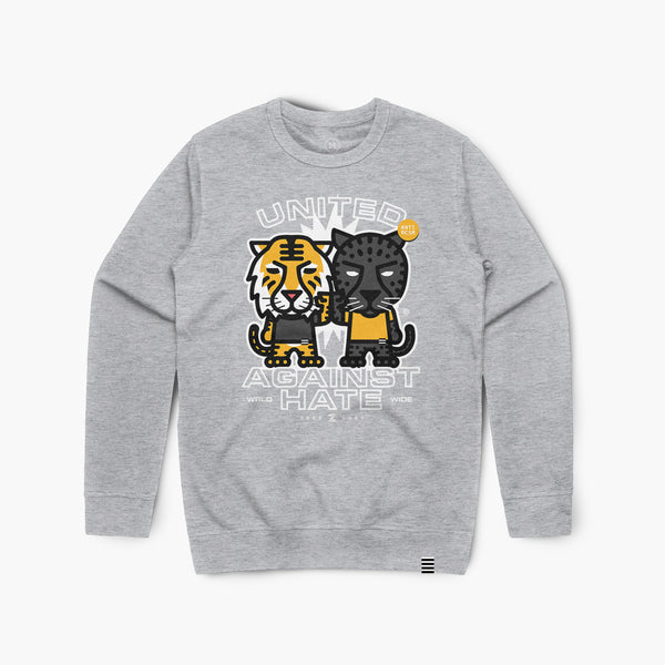 United—Crewsweater—Grey