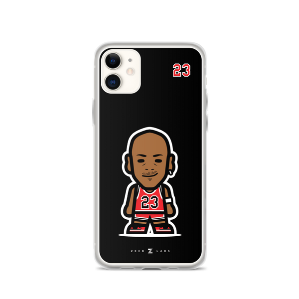 Bulls—iPhone Case—Blk