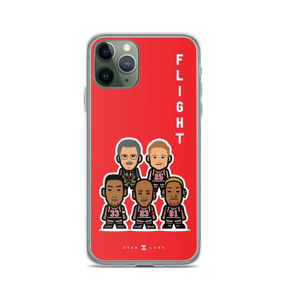 Bulls—iPhone Case—Squad