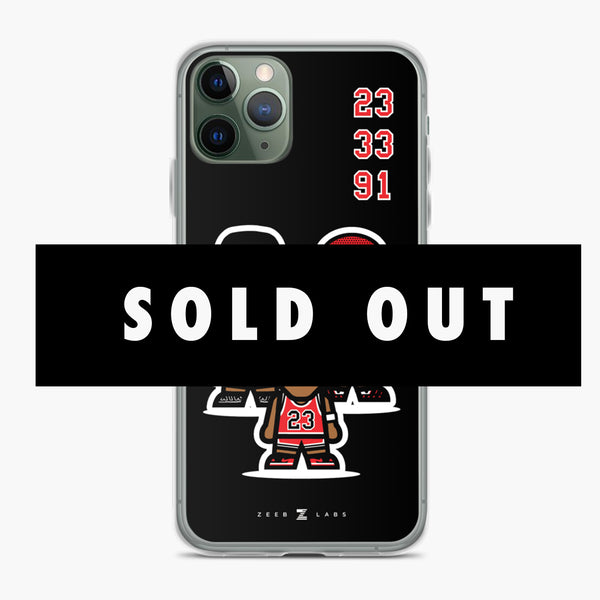 Bulls—iPhone Case—Trio