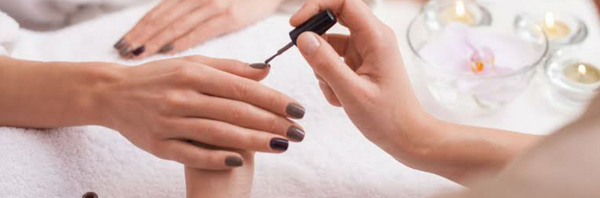 This is an image on the article on how to identify if your nail polish is toxic or not and how to switch to clean nail pain 12-toxin free formula