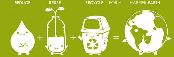 This is an image of the Sublime Recycles program on sublimelife.in
