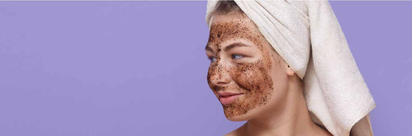 this is an image of what is exfoliation and how to choose the right face scrub for you on www.sublimelife.in