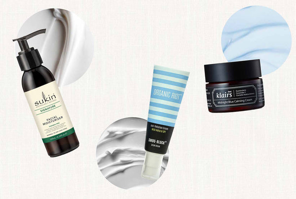 Chose the right moisturizer for your acne