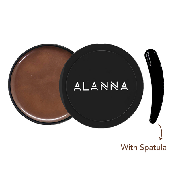 This is an image of Alanna Lip Buttermask on www.sublimelife.in